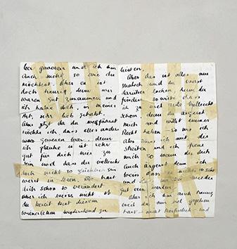 Briefe von Ian Fleming an Edith von Morpurgo