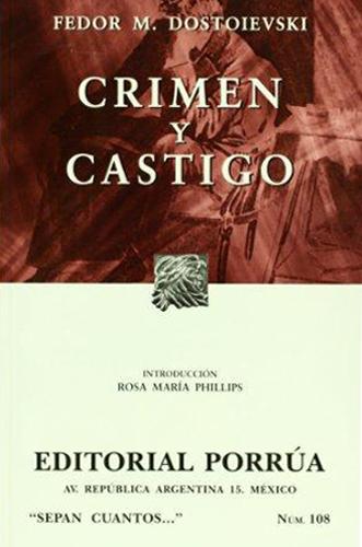Mejores libros - Crimen y castigo