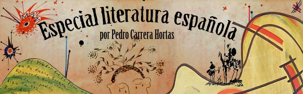 Especial literatura espanola