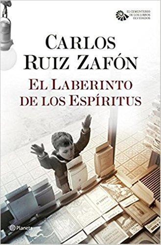 Libros más vendidos: El laberinto de los espíritus