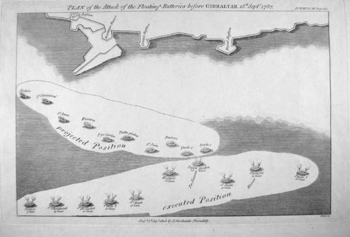 Plan de ataque Gibraltar