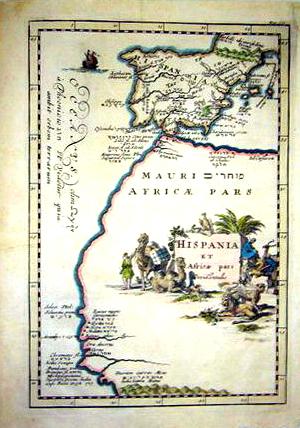 Hispania et Africae Pars Occidentalis