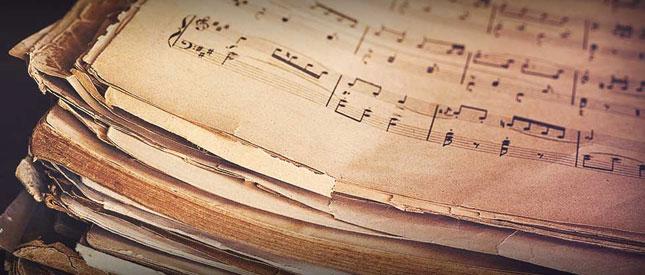 Comprar partituras online