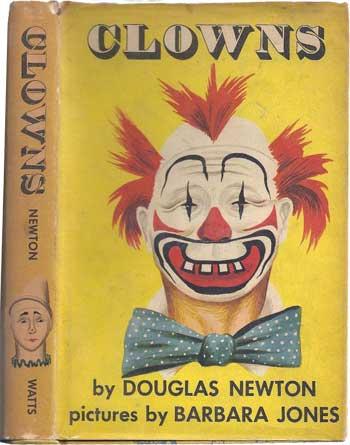 Clowns von Douglas Newton