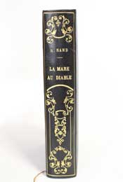 Edition originale de La mare au diable