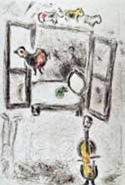 Livres signés de Marc Chagall