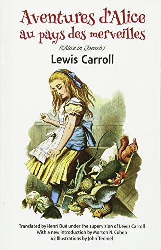 Alice aux pays des merveilles par Lewis Carroll