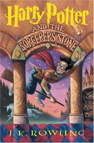 Harry Potter par J.K. Rowling