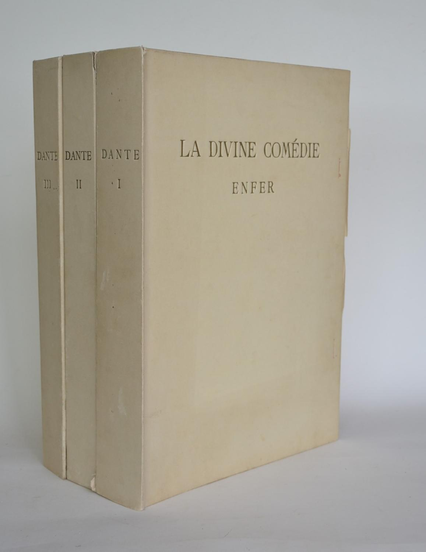 La Divine Comédie par Dante