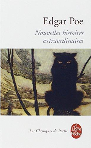 Nouvelles histoires extraordinaires d'Edgar Allan Poe
