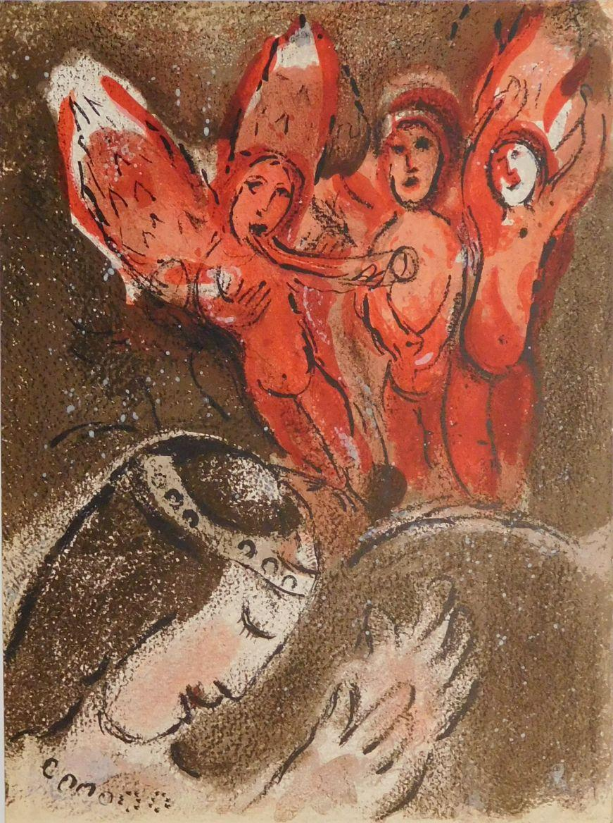 Sarah et les Anges - Dessins pour la Bible
