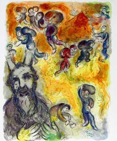 Moïse et ses frères - Récit de l'Exode