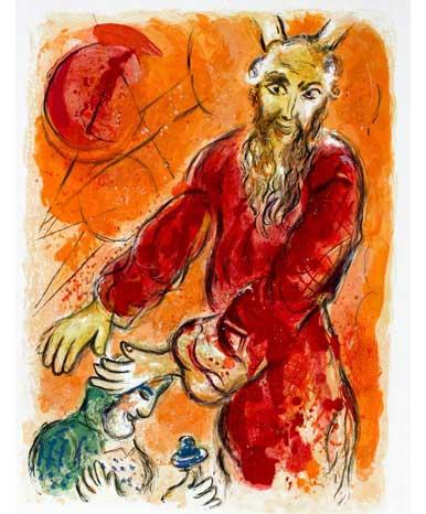 Moïse et Josué - Récit de l'Exode