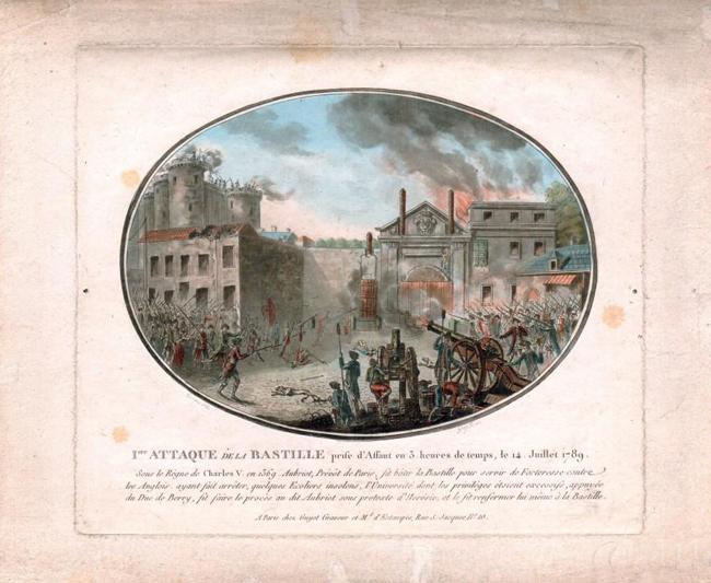 Attaque de la Bastille