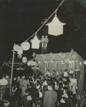 Place de la Bastille, 14 juillet 1938