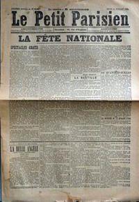 Le Petit Parisien du 16 juillet 1885