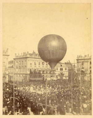 Nancy, Fête nationale du 14 juillet 1900