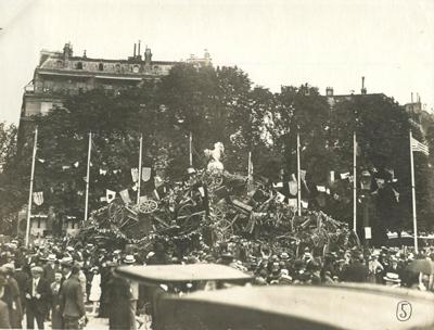 Paris, 14 juillet 1919