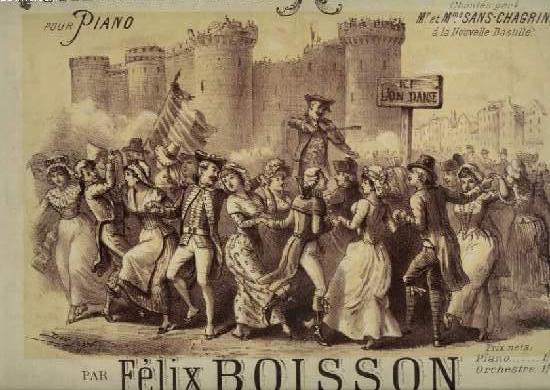 Les refrains de 1789