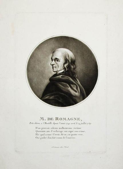 Portrait de M. de Romagne