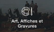 Art, Affiches & Gravures