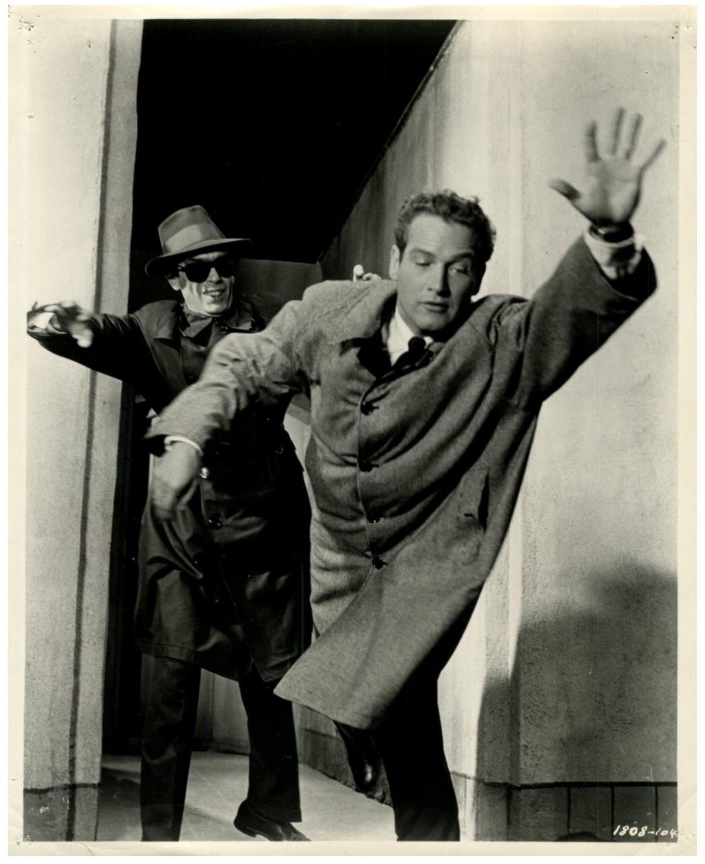Paul Newman dans Le rideau déchiré
