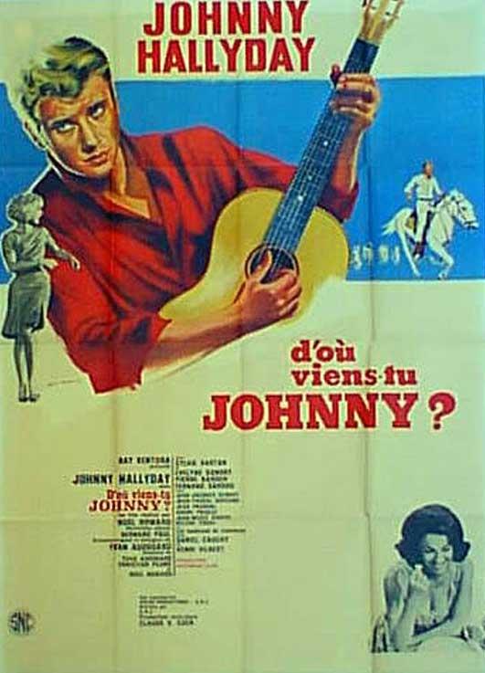 film D'où viens-tu Johnny