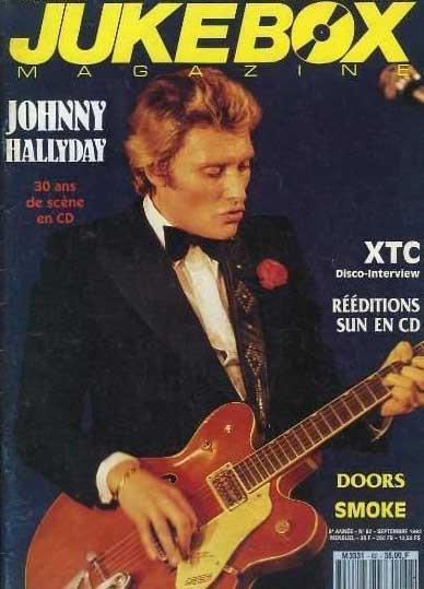 Jukebox Magazine N°62