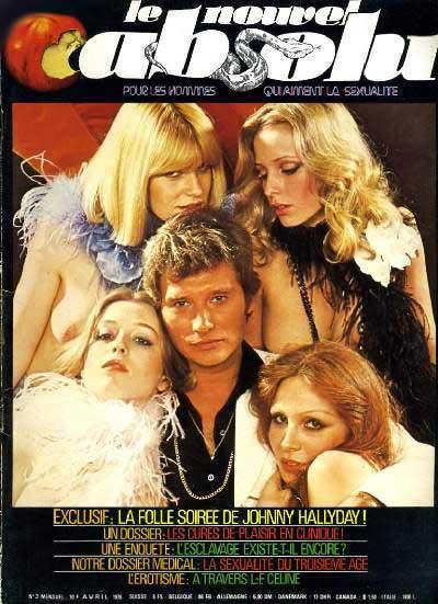 Les Folles soirées de Johnny Hallyday