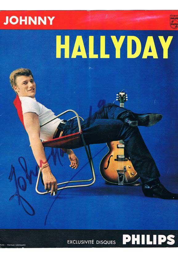 Johnny Hallyday et les femmes