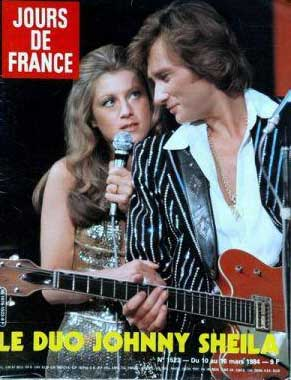Le Duo Johnny Sheila