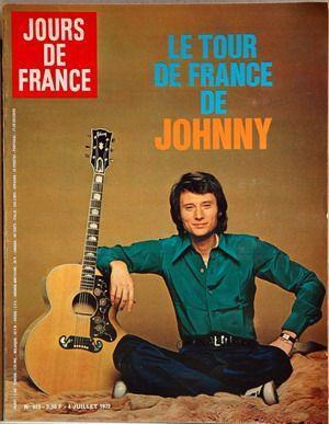 Le tour de France de Johnny