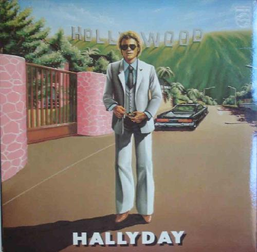 Hollywood - Disque vinyle
