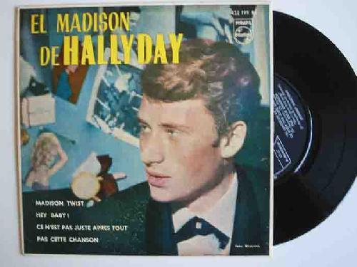 Madison Twist - Disque vinyle