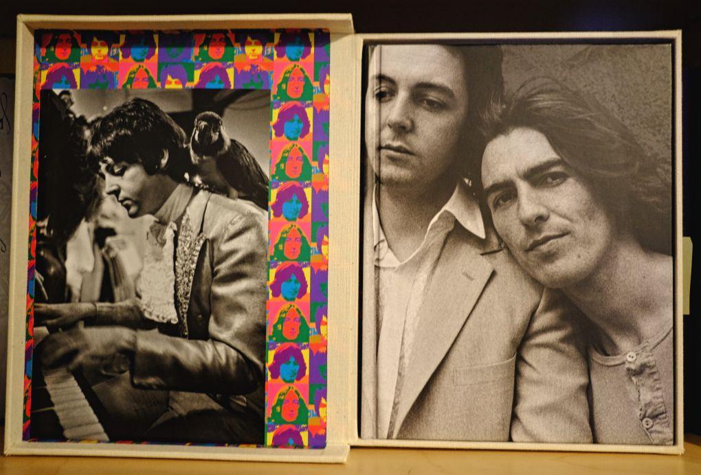 Un jour dans la vie des Beatles