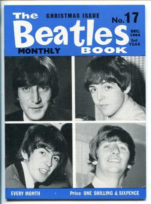 Magazine The Beatles numéro 17