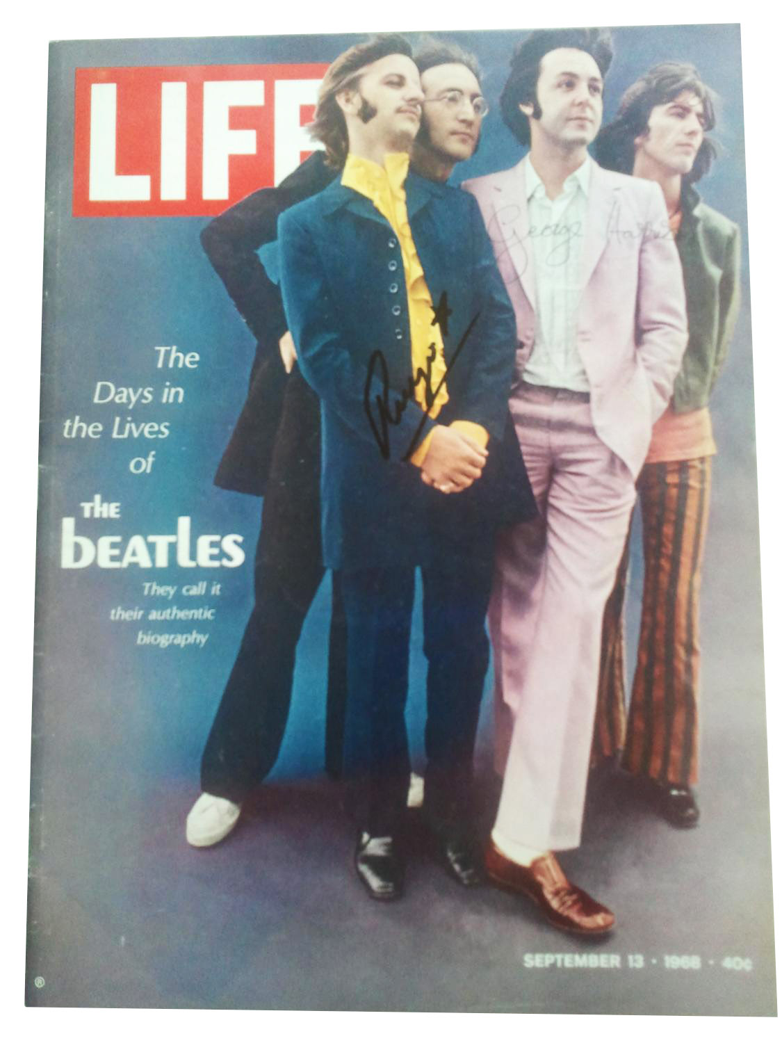 The Days in the Lives of the Beatles