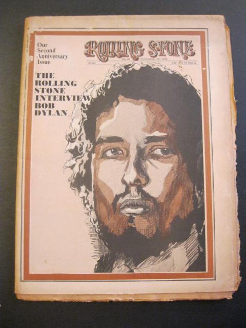 Magazine Rolling Stone
