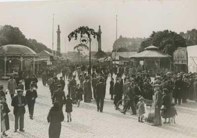 Fête foraine, 1938
