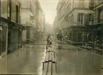 Inondation de Paris