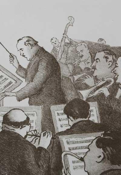 Grand orchestre de Jazz