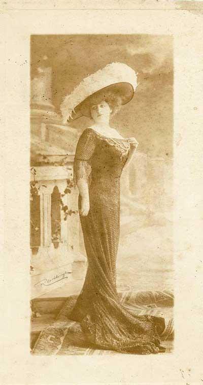 Mode au XXe siècle à Paris