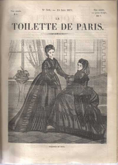 La Toilette de Paris