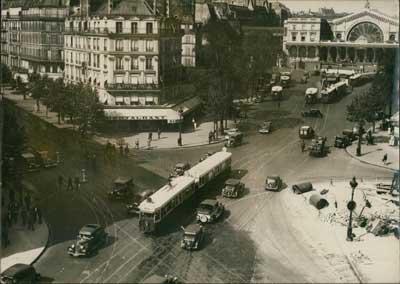 tramway Montrouge-Gare de l'Est