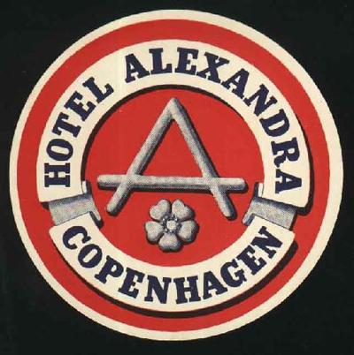 Hotel Alexandra - Copenhagen