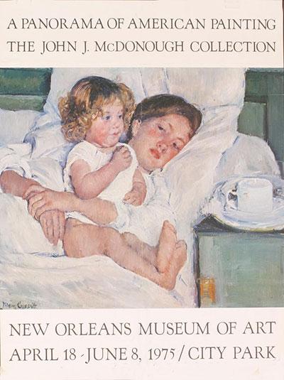 Un panorama de la peinture américaine - 1975