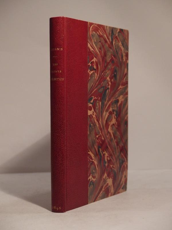 Les Frères d'éléction, illustrations de Myrbach et gravées sur bois par Steinmann.