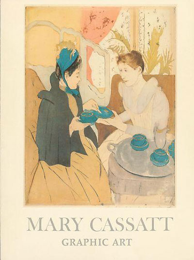 Mary Cassatt. Art graphique