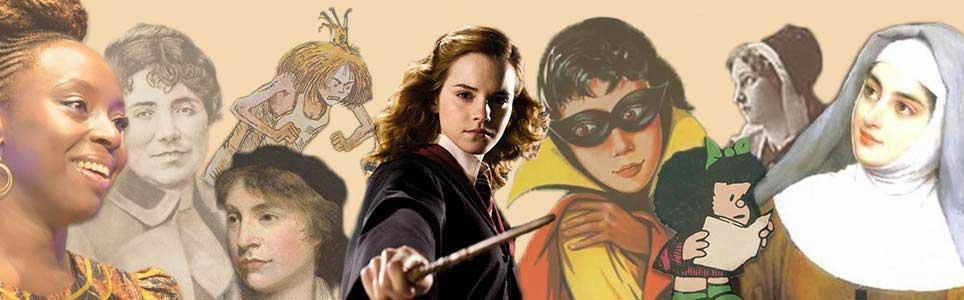 15 héroïnes de la littérature, réelles et fictives