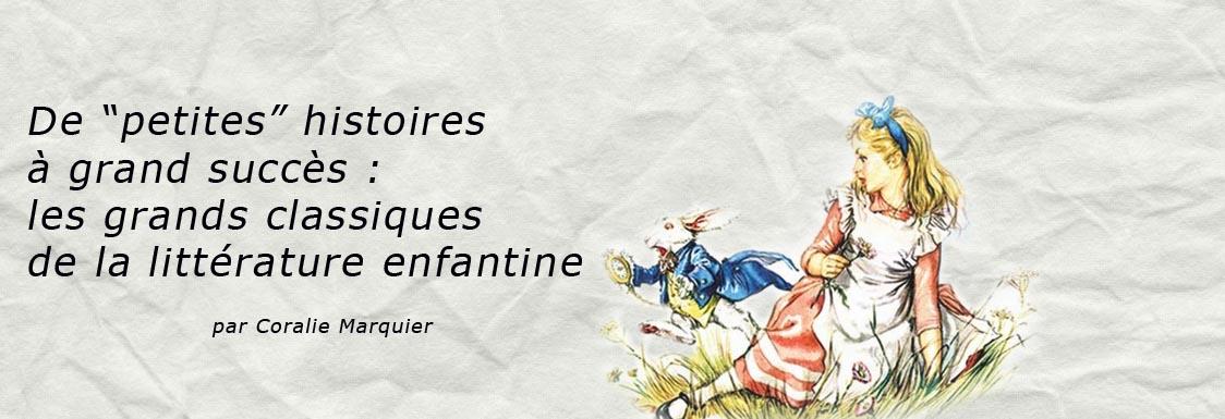 De « petites » histoires à grand succès – les grands classiques de la littérature enfantine